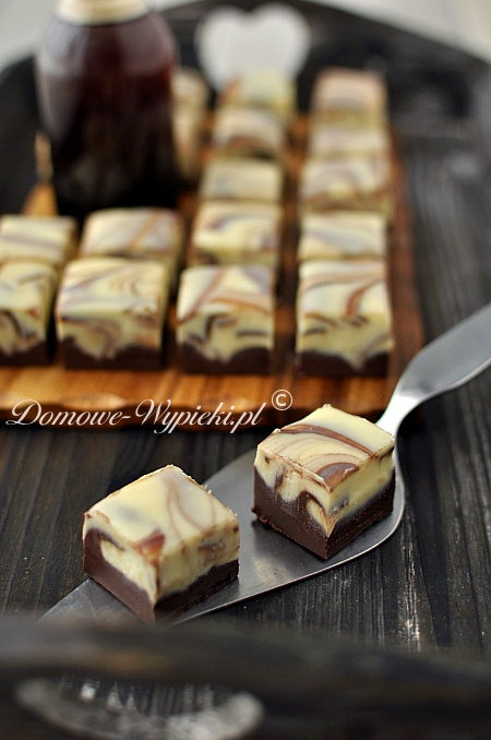 Fudge marmurkowe